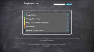 Kingdom Doors