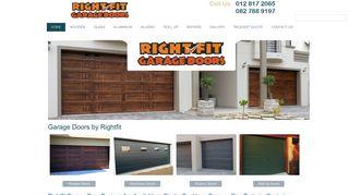 Rightfit Garage Doors