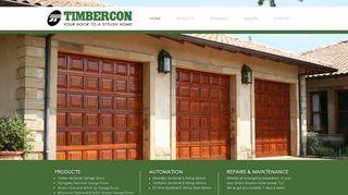 Timbercon Garage Doors