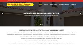 Garage Door Galaxy