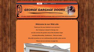 George Garage Doors