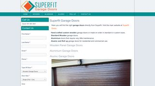 Superfit Garage Doors Pretoria