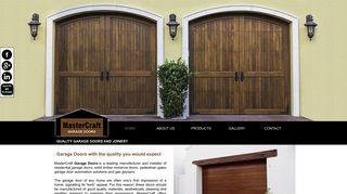 MasterCraft Garage Doors