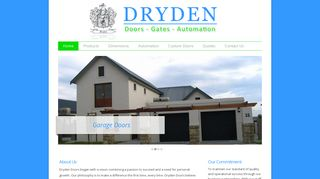 Dryden Doors