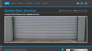Durban Door Service