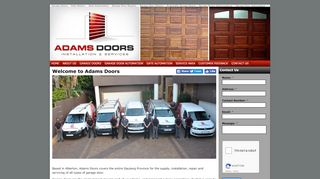 Adams Garage Doors