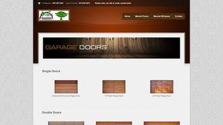 PJ Timbers Doors