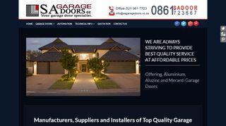 SA Garage Doors