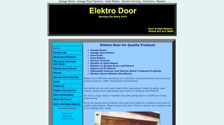 Elektro Door
