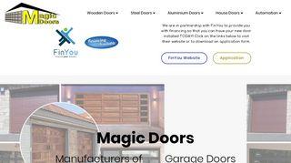 Magic Doors Alberton