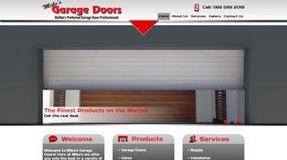 Mikes Garage Doors