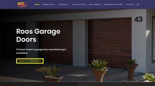 Roos Garage Doors Port Elizabeth