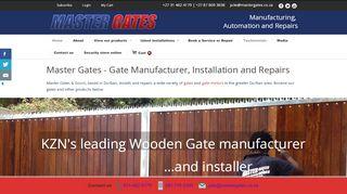 Master Gates