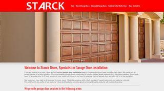 Strack Garage Doors