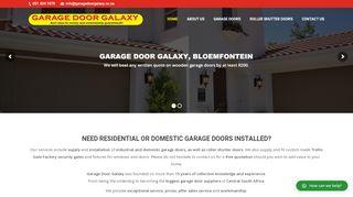 Garage Door Galaxy