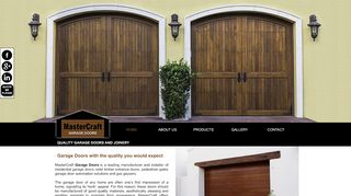 MasterCraft Garage Doors