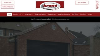 Brano Garage Doors Pretoria
